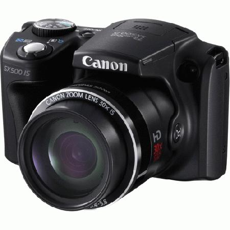 CANON PowerShot SX500IS fotoaparati_kamere